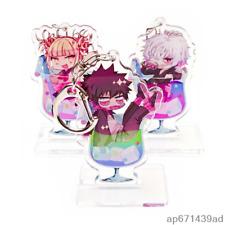 Anime My Boku no Hero Academia Midoriya Izuku Acrylic Keychain Stand Figure Gift