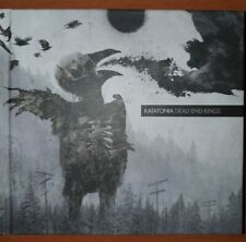 Katatonia Dead end kings special edition w/  DVD
