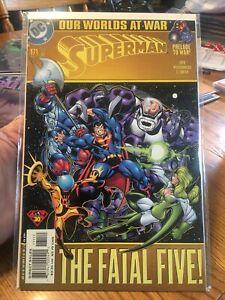 DC Comics:  SUPERMAN #171. Aug 01. Box A-Z