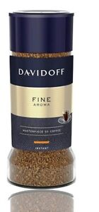 Davidoff Cafe Instant Coffee 3.5-Ounce Jars