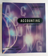 ACCOUNTING : AN INTRODUCTION  2ND ED. INCLUDES CD-ROM