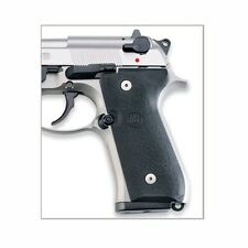 Beretta JG92FSR2 Rubber Pistol Grips Factory NEW For 92F 92FS 96F 96