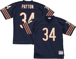 Chicago Bears Walter Payton Premier Throwback Mitchell & Ness Replica Jersey