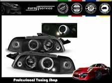 FARI ANTERIORI HEADLIGHTS LPFI09 FIAT PUNTO 1 1993-1997 1998 1999 ANGEL EYES