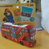Toy Car Paddington Vovol New Routemaster Corgi CC89203 1:76 London Transport