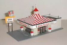 Life-Like  KFC Kentucky Fried Chicken Building Kit HO Scale 431-1394