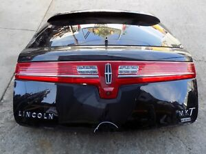 2010 2011 2012 2013 2014 2015 LINCOLN MKT TAILGATE W/CAMERA OEM USED