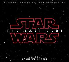 LAST JEDI movie soundtrack double 2 LP record vinyl STAR WARS john williams NEW