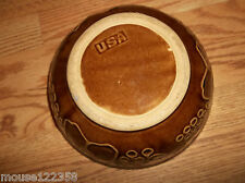USA Kitchen mixing Bowl Brown fruit pattern