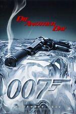 DIE ANOTHER DAY -  2002 - Original 27x40 rolled TEASER Movie Poster - JAMES BOND