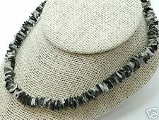 Cute Black & White Shell Necklace-Great Price! Jewelry