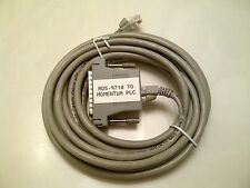 GE MDS-9710, 9810, 4710, and 2310 Radio to Momentum PLC Communication Cable
