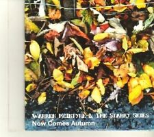 (DR661) Warren Mclntyre & The Starry Skies, Now Comes Autumn - 2012 DJ CD