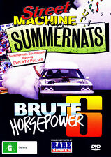 OFFICIAL Street Machine SUMMERNATS 5 DVD! V8s Burnouts