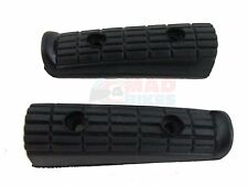 REPLACEMENT NEW PAIR OF FOOTREST RUBBERS YAMAHA FZR1000 GENESIS EXUP 1987- 1995