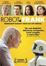 Robot and Frank 0043396405394 With Liv Tyler DVD Region 1