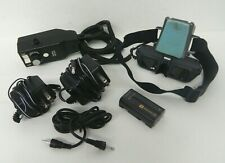 Jordy E.V.S Low Vision System Magnifier Glasses Portable Headset