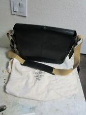 NEW Brooks England Barbican Hard Leather Shoulder Messenger Bag