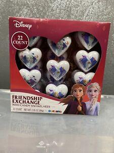 Frozen 2 Heart Shaped Prefilled Plastic Easter Eggs for Kids, 22 Count valentine