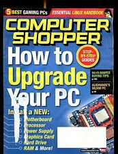 Computer Shopper Magazine April 2008 Upgrade Your PC EX No ML 021517jhe