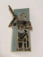 4-LOM Star Wars WDI Walt Disney Imagineering Bounty Hunters Series LE300 Pin