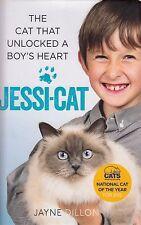 Jessi-cat BRAND NEW BOOK by Jayne Dillon (Hardback 2013)