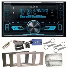 Kenwood DPX-5000BT Bluetooth Autoradio CD Einbauset für Ford Kuga Fusion Galaxy