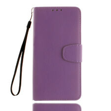 Premium Leather Wallet Case with Card Slots Flip Stand Cover For iPhone