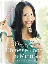 Ching's Chinese Food in Minutes [Hardcover] [Sep 03, 2009] Huang, Ching-He