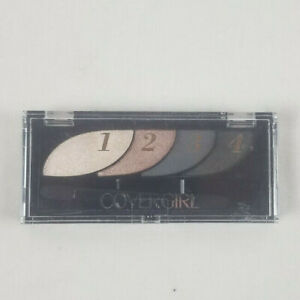 Covergirl Eyeshadow Quads Palette 1.8g Choose Your Shade 0.06 oz