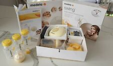 Medela Swing Breast Pump with Calma Teat - excellent condition