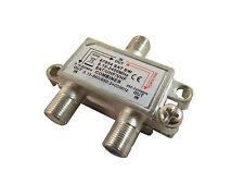 Einschleusen Soft for Sat - Cable - Dvb-T - Fm - DAB Dc Passage Combiner