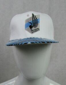 Minnesota United FC MLS Men's Zubaz One Size Fits All Snapback Hat