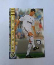 45 Cristiano Ronaldo Quiz Game Mundicromo Fichas Liga 2009 Real Madrid card