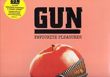 Gun SEALED VINYL LP Favourite Pleasures LTD EDITION COLOURED VINYL