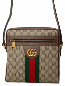 GUCCI OPHIDIA GG Small Messenger Bag 547926 #T028