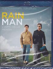 Blu-ray **RAIN MAN** con Dustin Hoffman Tom Cruise nuovo 1989