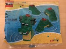 LEGO 40019 Rare Brickley The Sea Serpent Dragon Loch Ness Monster Polybag NEW
