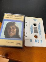 Johnny Farnham Greatest Hits Cassette Tape