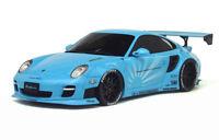 1/18 GT SPIRIT KYOSHO KJ011 LB PERFORMANCE PORSCHE 997 911 BLUE model car