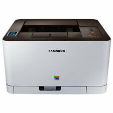 NEW Samsung SL-C430W Wi-Fi Colour Laser Printer + INK