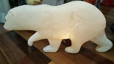 DON FEATHERSTONE Union Products Polar Bear CHRISTMAS BLOW MOLD Complete VTG 1995