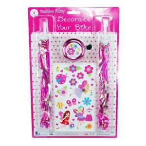 FASHION FAIRY DECORATE YOURSELF BIKE KIT TYWT-003 Pink Poppy