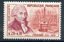 STAMP / TIMBRE FRANCE NEUF  N° 1297 ** COULOMB