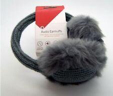 Vodafone Grey Earmuff Headphones - iPhone iPad Android Google Tablet - 3.5mm
