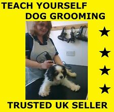 D063 Teach Yourself Dog Grooming - Instructional DVD