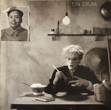 JAPAN - Tin Drum (LP) (VG-/VG)