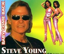 Steve young Baby Come Back (2001) [Maxi-CD]