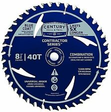 CENTURY Drill and Tool 10286 Finishing NITRO Series Circular Saw Blade
