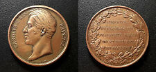 Charles X - médaille 16 et 17 Septembre 1828 par Gayrard F.